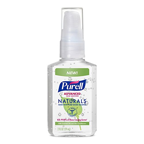 PURELL Advanced Sanitizer NATURALS Bottle