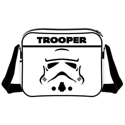 Star Wars Stormtrooper White Messenger Bag