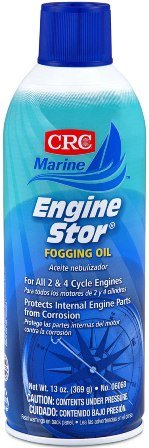 Crc Engine Marine - CRC  Industries 06068 Engine Fogging Oil 13 Ounce Aerosol Can (1)