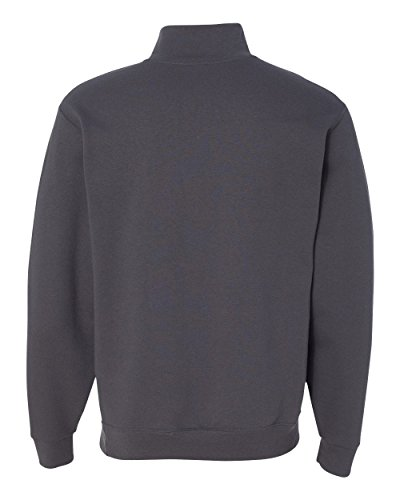Quarter Zip Mens Sweatshirt - 3