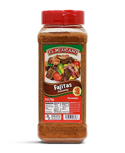 El Mexicano Fajita Seasoning 28 oz ()