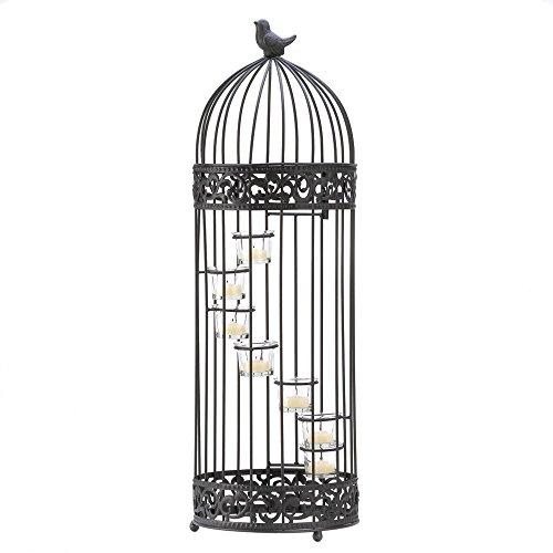 Birdcage Staircase Decorative Lanterns Tealight