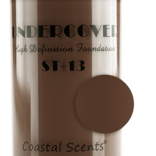 Coastal Scents Undercover HD Foundation, ST-13
