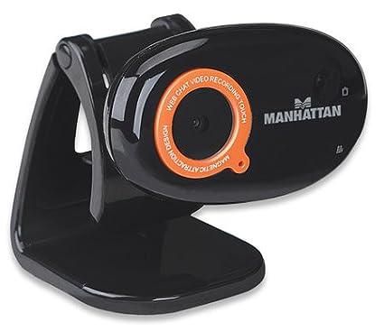Manhattan 460545 cámara Web - Webcam (1,3 MP, 3200 x 2400 Pixeles ...