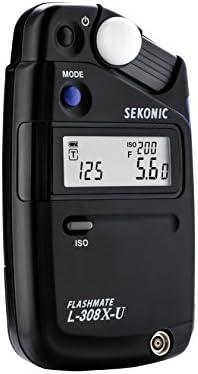 Sekonic L-308X-U Flashmate Light Meter (401-305) 41sSxf6y7cL