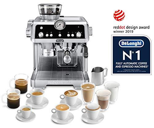 De'Longhi La Specialista Espresso Machine with Sensor Grinder, Dual Heating System, Advanced Latte System & Hot Water… 2
