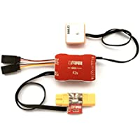 BangBang F2S Flight Controller with M8N GPS XT60 Galvanometer for FPV Aircraft