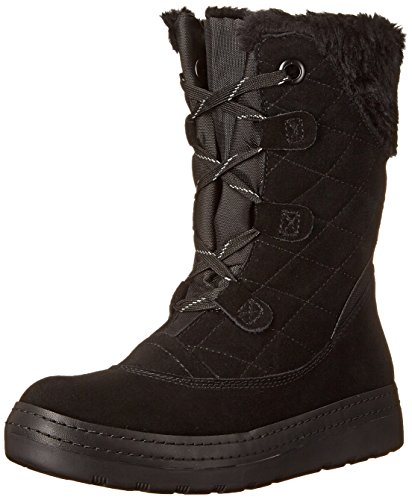 Lara Black Women's Snow Baretraps Boot vwqY65x