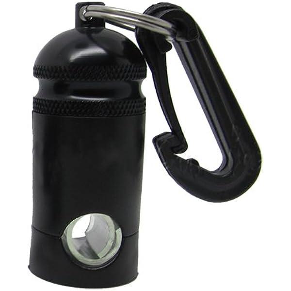 SCUBA double hose clip reg gauge etc