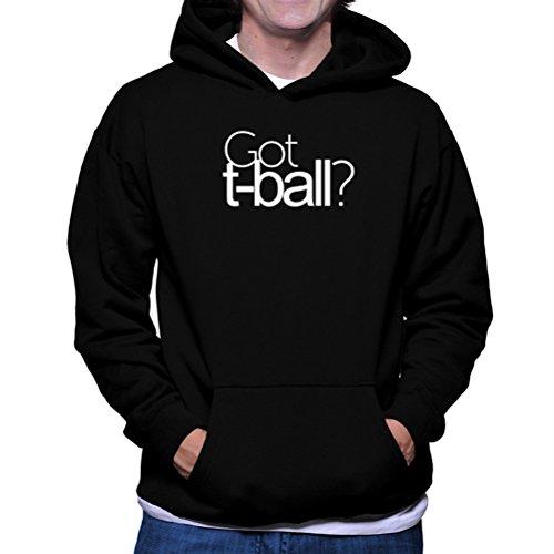 彼自身ゆるい爆発するGot T Ball? フーディー