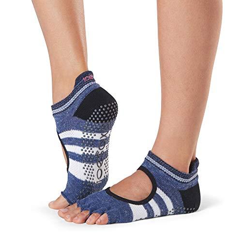 Werden Iconic Skid Können Socken Toesox Barre Bellarina Half Verwendet Tanzsocken 1 Socken Fitness Pilates Für Yoga Paar Und Toe Grip Slip CR6qH