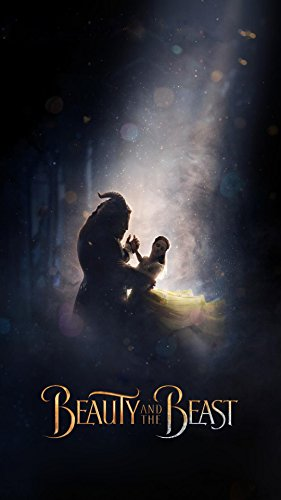 Beauty and the Beast Movie Logo Poster
