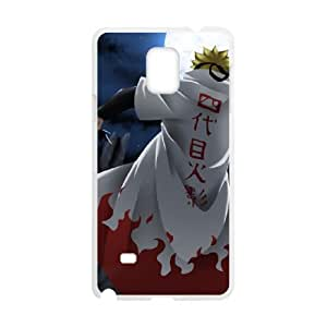 Samsung Galaxy Note 4 Cell Phone Case White naruto Road To Ninja