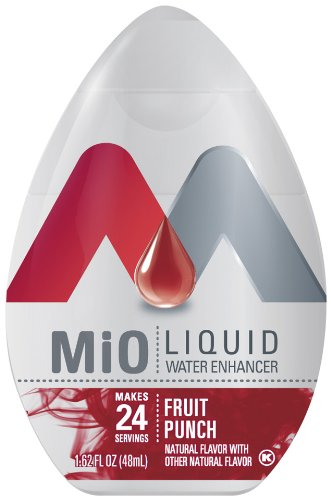 MIO Fruit Punch, 1.6-Ounce (Pack of 4)