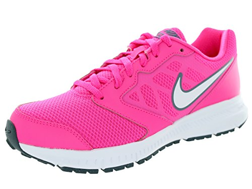c2a317ad7527c NIKE Women s Downshifter 6 Running Shoe Pink Pow White Blue ...