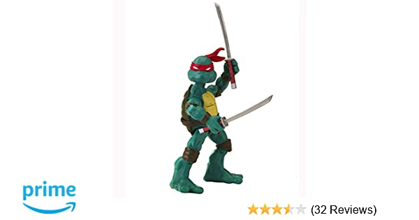 Teenage Mutant Ninja Turtles Comic Book Leonardo Figure