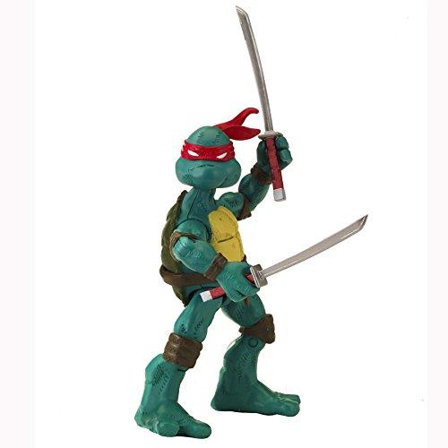 Teenage Mutant Ninja Turtles Comic Book Leonardo Figure (Turtle Comic Book Toys Ninja)