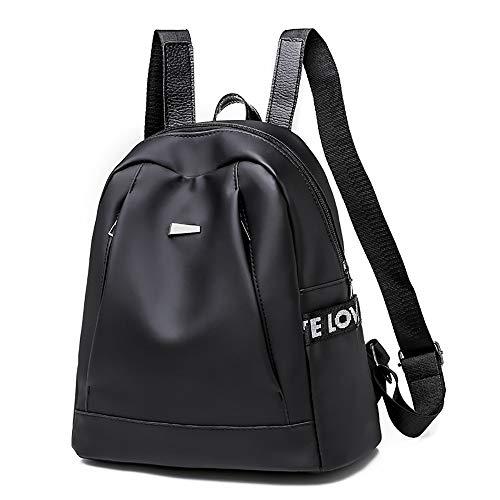Bag Semplice morbida Multifunctional Women Sylar indossabile Casual moda Backpack e For Student Trend Bags versatile Avwqd7
