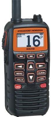 Standard Horizon Floating Marine Handheld VHF