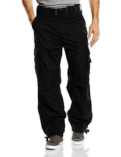 Brandit Royal Vintage Trousers Freizeithose schwarz 4XL