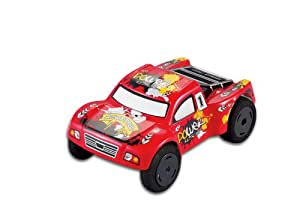 mini remote control truck red off road. Black Bedroom Furniture Sets. Home Design Ideas