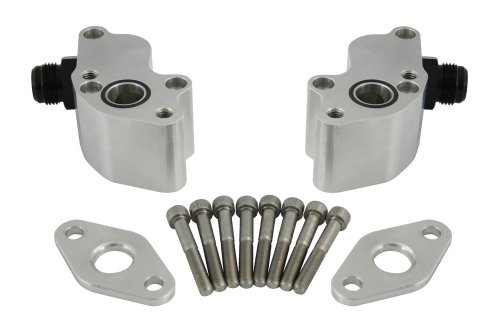 Moroso 63615 Water Pump Adapter Kit for LS Engine by Moroso (Image #1)