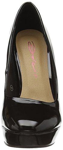Dolcis Dolcis Barcelona - Zapatos de tacón Mujer Negro - negro (negro Patent)