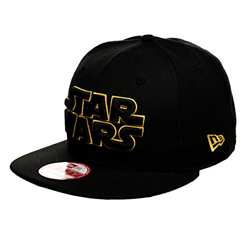 fa405c32bc5 New Era Star Wars Snapback Hat (Black) - e Snapback Hats - Flat ...
