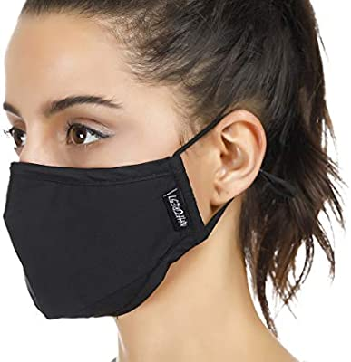 Dustproof Anti-Bacterial Washable Anti Dust Face Mouth Cover Mask Respirator
