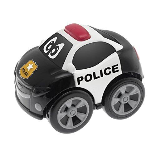 Chicco Carrinho Turbo Team Polícia, Preto