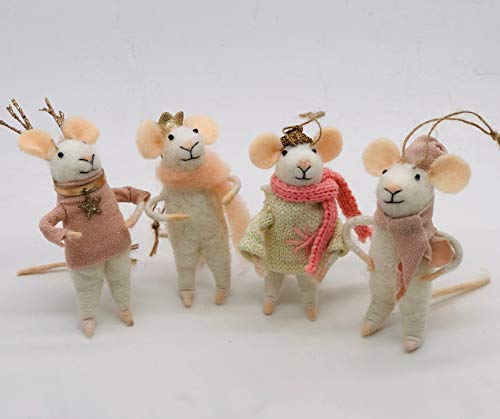 Felted Divas (Needle Felted Mouse)