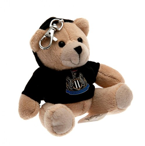 Newcastle United F.C. Bag Buddy Bear