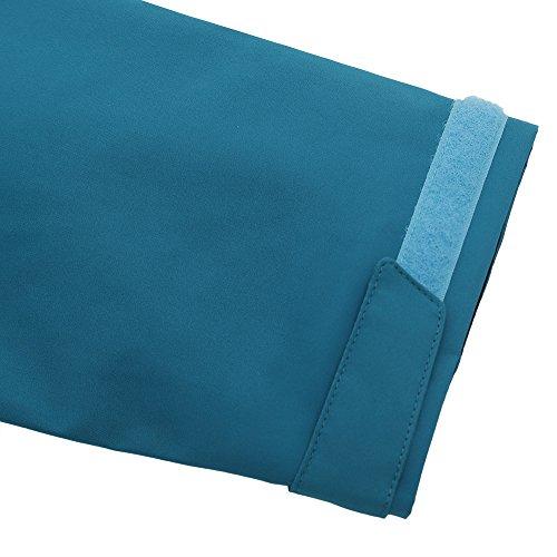 Millet Ld Montets Gtxj Chaqueta con Capucha y Cremallera, Mujer Azul (Ocean Depths)