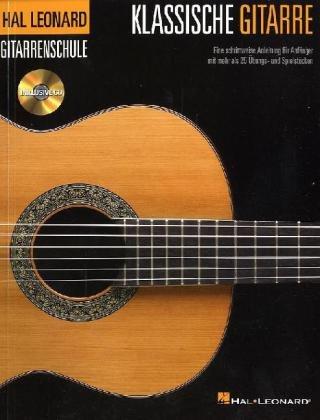 Klassische Gitarre, m. Audio-CD