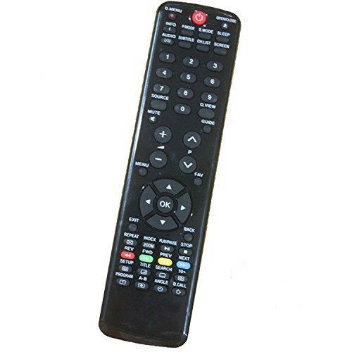 - Generic Haier Htr-d06a Universal Remote Control Android Tv