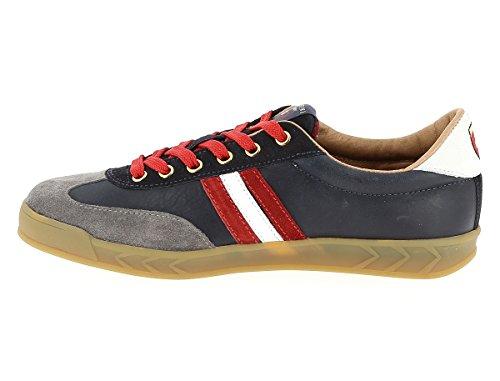 Serafini , Herren Sneaker blau blau