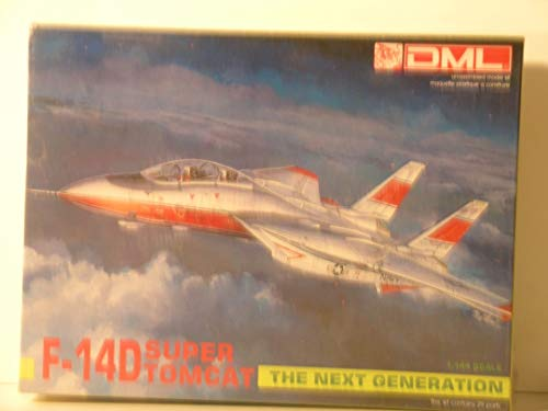 DML Models-1/144 Scale F-14D Super Tomcat-Plastic Model -