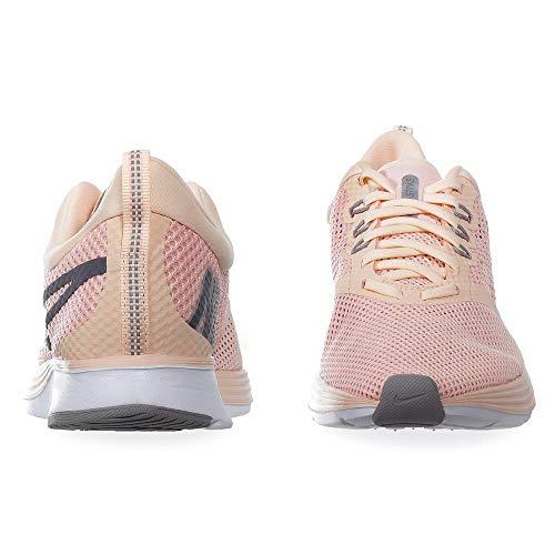 Donna Pink Scarpe Strike Nike Corsa gunsmoke Da 800 crimson Multicolore Zoom Tint storm wqXFaCFU