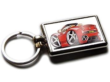 Koolart Ferrari California Rear View Sport Auto Chrom