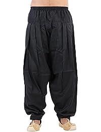 Men's Silk Blend Harem Yoga Pant's