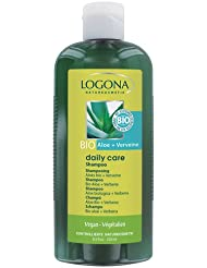 Lagona Aloe & Verbena Daily Care Shampoo, 8.5 Ounce