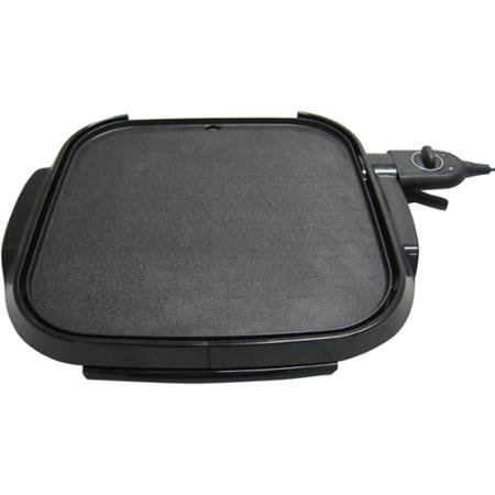 Faberware Family-Size 14'' x 14'' Griddle, Black by Farberware (Image #2)