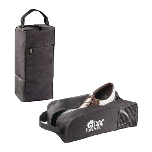 CollegeFanGear Arkansas Little Rock Northwest Golf Shoe Bag 'Little Rock Trojans - Official Mark' by CollegeFanGear