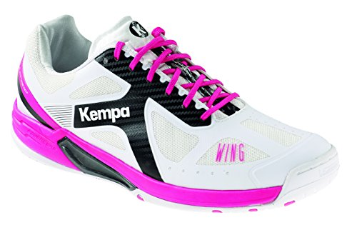 Kempa Dames Vleugel Lite Vrouwen Handbal Schoenen Wit (wit / Zwart / Roze)