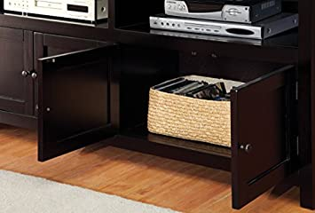 Furniture of America Merina Transitional TV Console, 60-Inch, Espresso