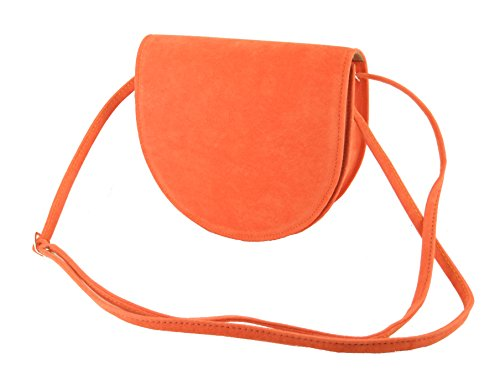 LONI Bag Orange Beauty Saddle LONI Beauty Cross Cross Body Shoulder FFvZwqr