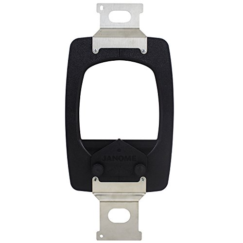 Janome Embroidery Machine Hat Hoop for MB-4 (Janome Mb4 Embroidery Machine)