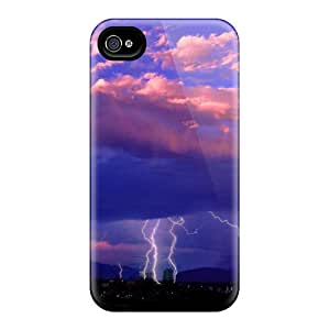 Sanp On Cases Covers Protector For Iphone 6 (thunderstorm)