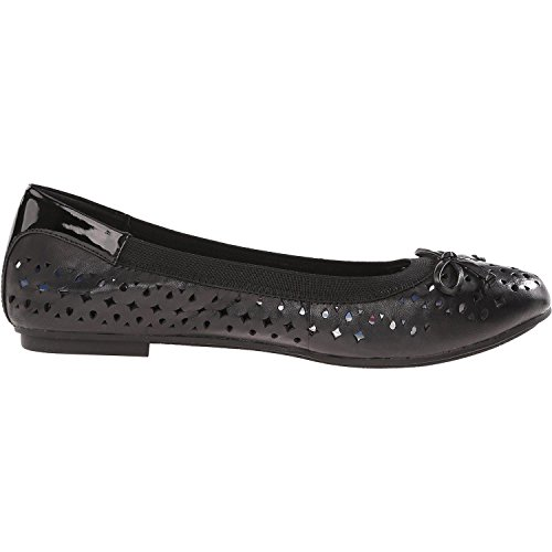 1a7e02bf535d8 Vionic Women's Surin Ballet Flat (7 B(M) US, Black) | Spread the Purple