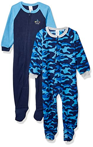 Gerber Boys' 2-Pack Blanket Sleeper